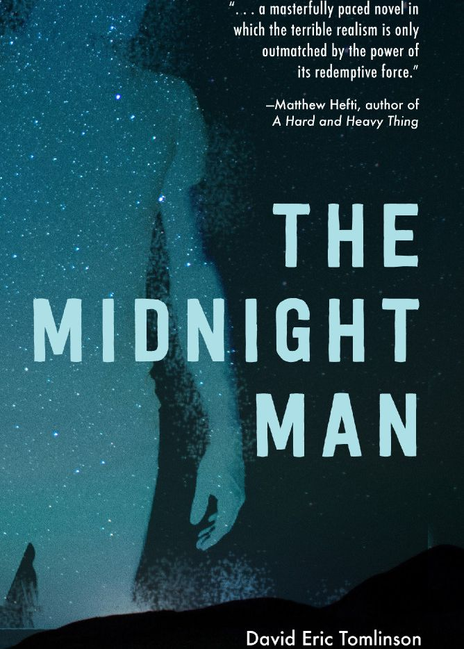The Midnight Man, by David Eric Tomlinson.