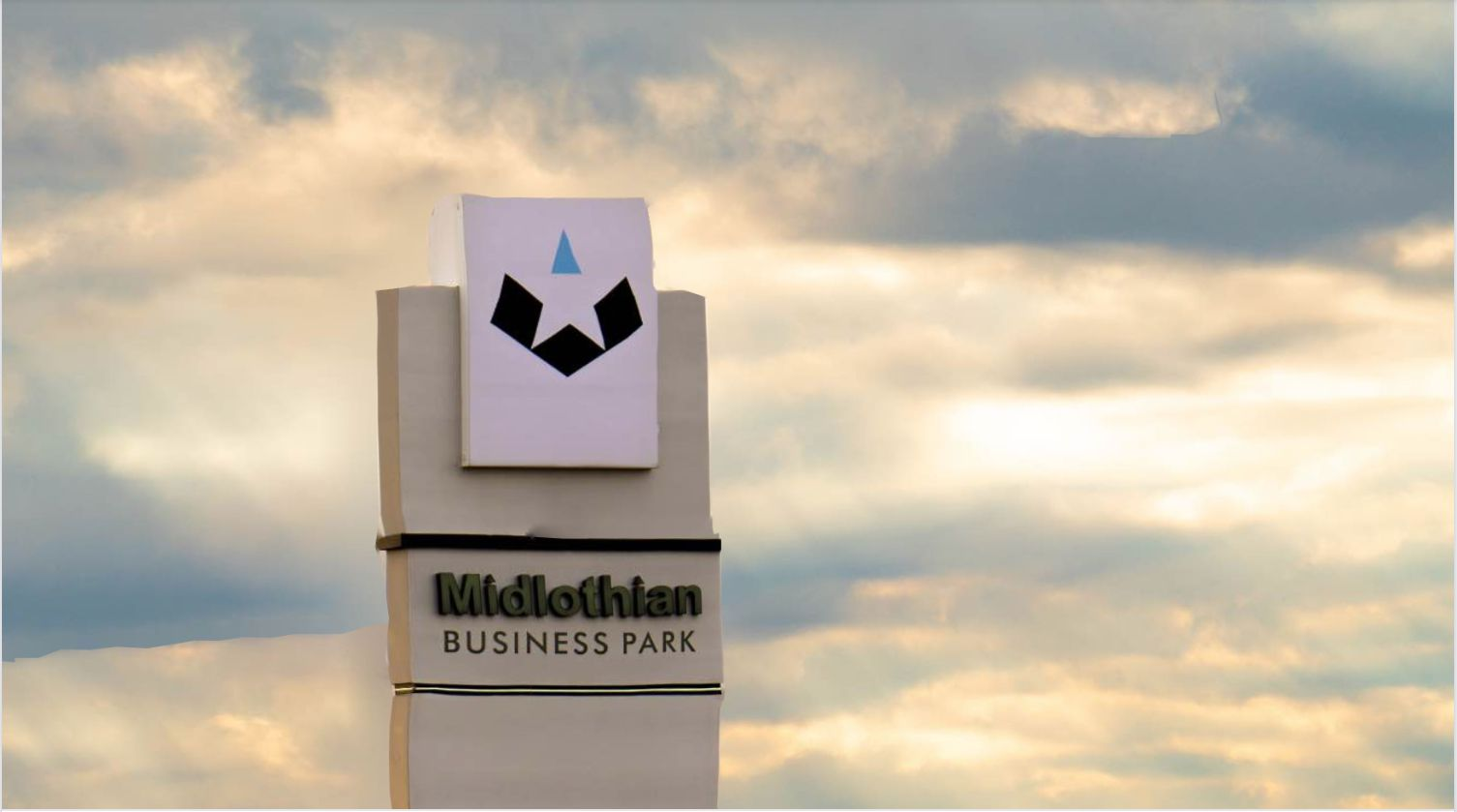 The Midlothian Business Park is on U.S. Highway 67.