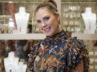 "Jewelry designer Kendra Scott will be a ""guest shark"" on the ABC business show ""Shark Tank,"" which lets budding entrepreneurs ask for advice and money from a panel of experienced millionaires and billionaires."