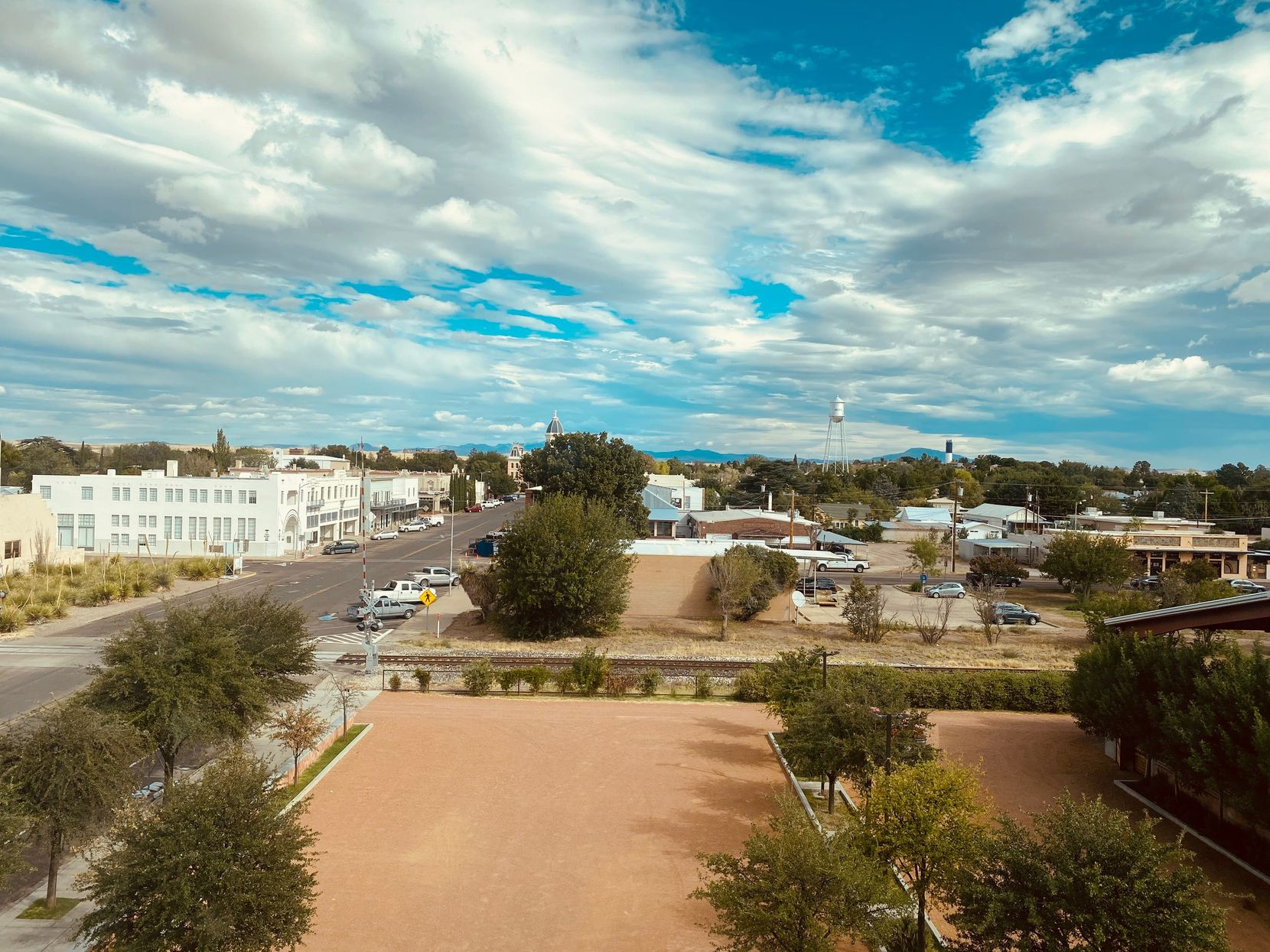 Marfa and its trademark wide open skies remain one of the region's top attractions.