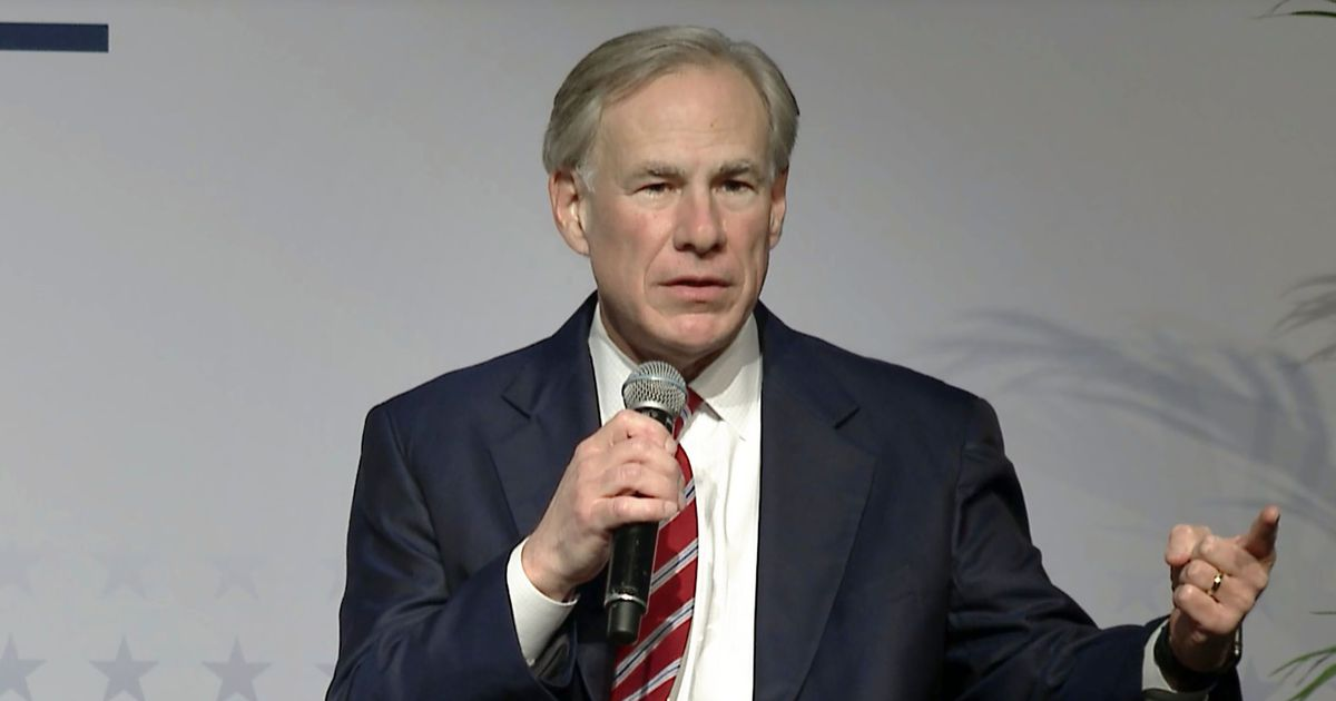 Amid a week of maddening COVID-19 missteps, Texas Gov. Greg Abbott makes the worst of them all