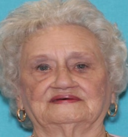 Dorothy Wolfe Gilbert, 85, was last seen Saturday about 9 a.m. walking in the 2700 block of El Tivoli Drive.