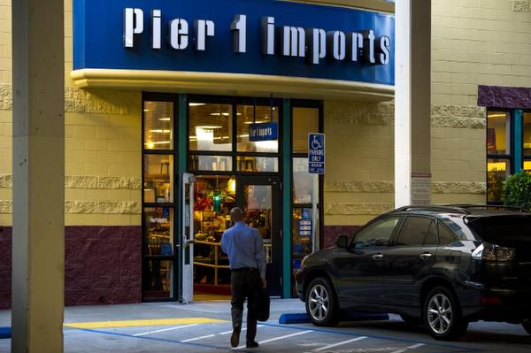 With its stocking having traded below $1 for 30 days, Fort Worth-based Pier 1 Imports has two weeks to let the New York Stock Exchange know how it plans to get its price above that threshold.
