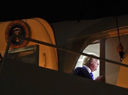 Donald Trump/AP