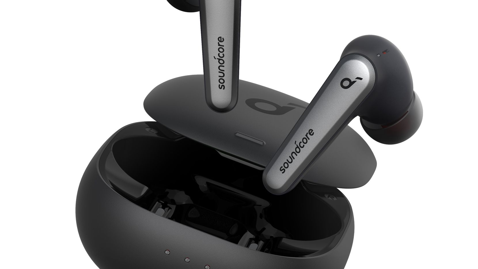Soundcore Liberty Air 2 Pro true-wireless earbuds.
