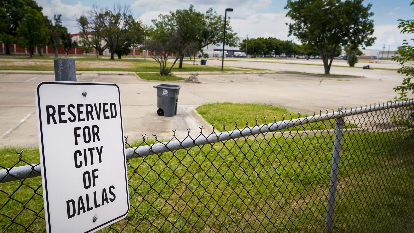 """""""Everything we learned from Bonton Farms is fueling what we are doing"""" at the 12000 Greenville site, pictured above, City Council member Adam McGough says. """"City of Refuge is best positioned to help us do what needs to be done."""""""