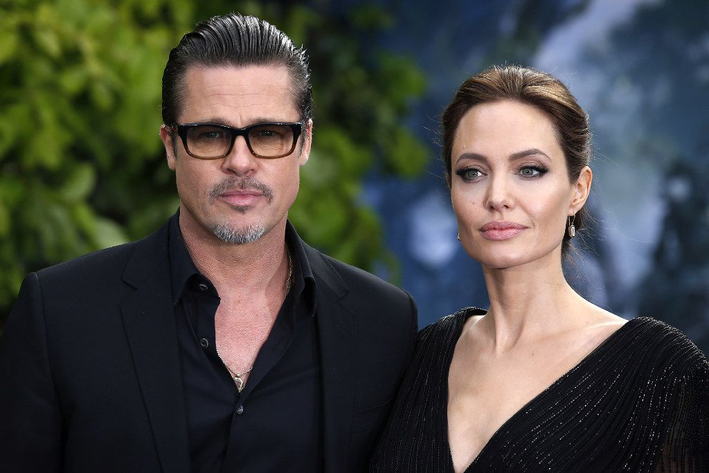 Angelina Jolie pidió el divorcio de Brad Pitt en 2016, días después de una disputa en un vuelo privado que transportaba a los actores y sus hijos de Francia a Los Ángeles.