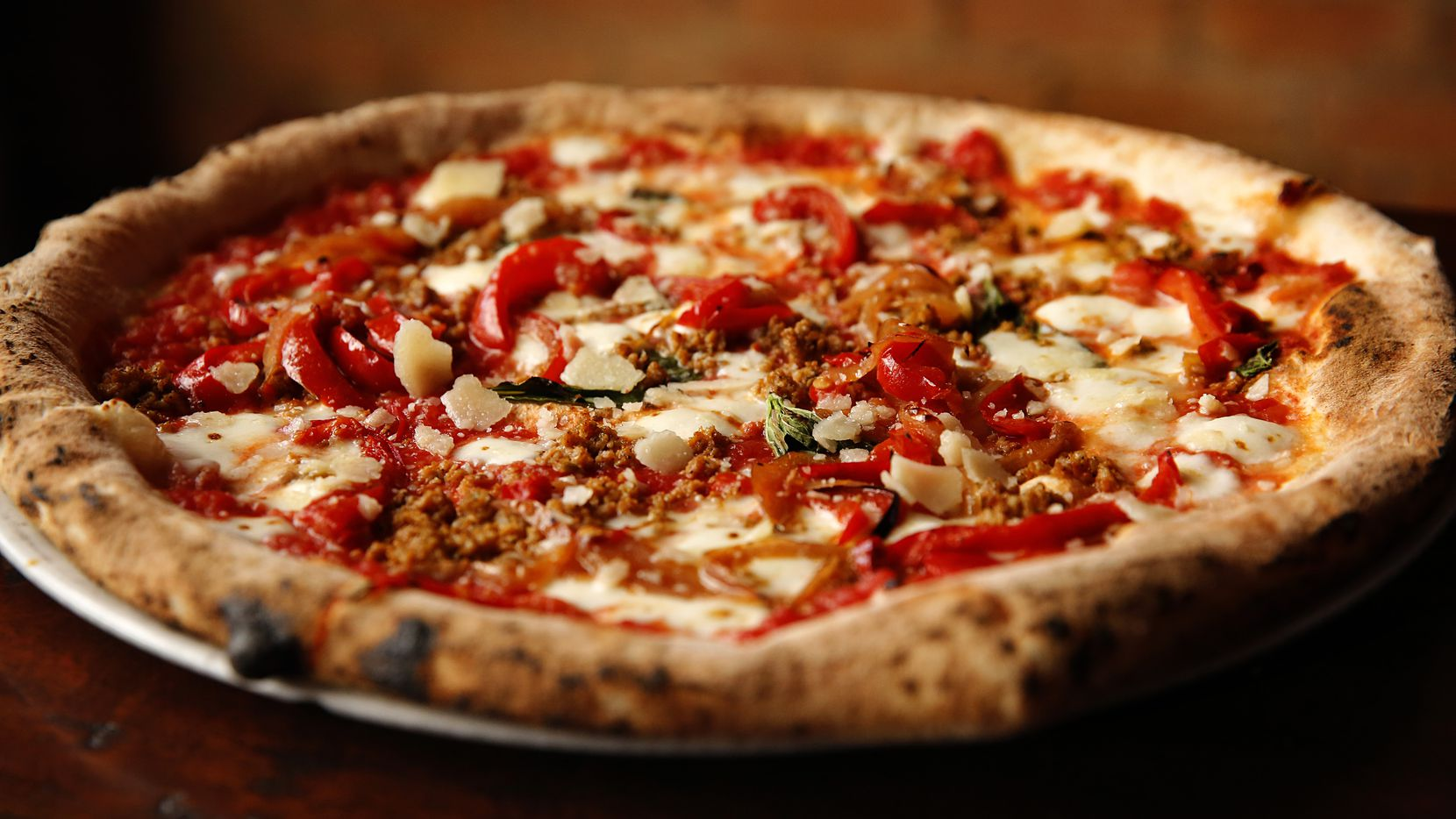 Cane Rosso received a $2,000 donation from Hidden Valley just after the D-FW pizza shop's dining rooms were forced to close because of COVID-19 concerns. Cane Rosso's staff plans to use it to deliver pizzas to those in need.