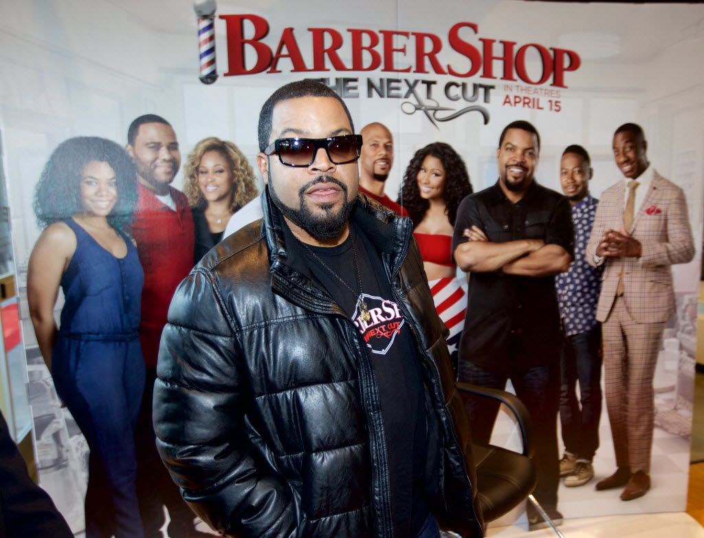 Ice Cube -- who has built a successful career as a Hollywood actor, screenwriter and producer -- recently released his first studio album in eight years. He'll perform at the South Side Ballroom in Dallas on Saturday, March 16.