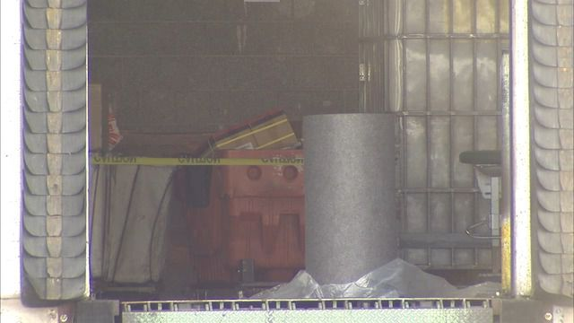 Mail contaminated with mercury from a 2018 spill at the Coppell mail center.
