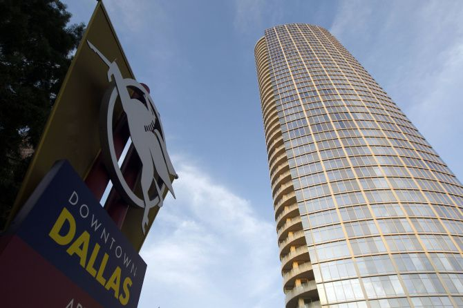 Condo sales at the Museum Tower have become the focus of the public relations battle with the Nasher Sculpture Center. According to records, six condos have been sold.