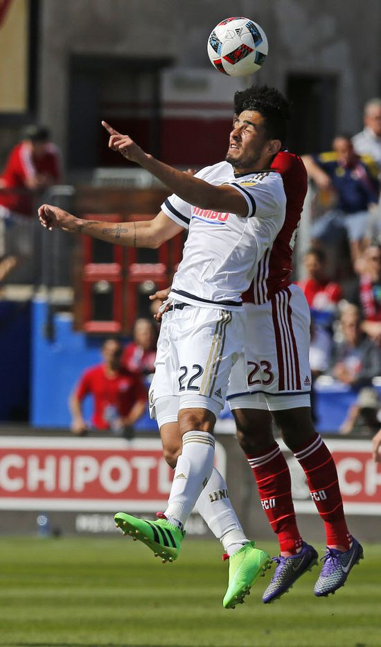 FC Dallas debuts white shorts despite Philly also wearing them