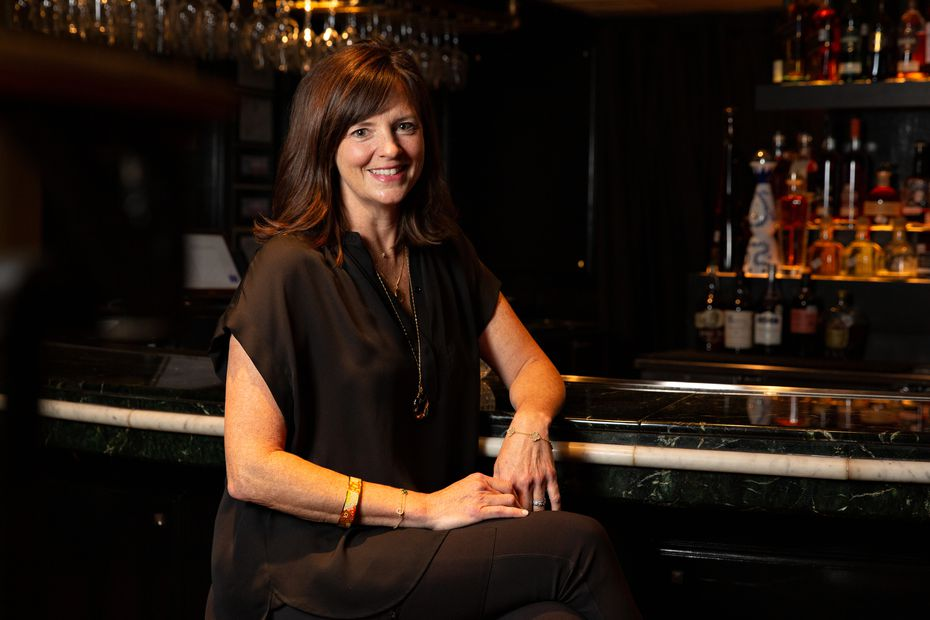 Meredith McEneny is the new owner of Dakota's Steakhouse in downtown Dallas.