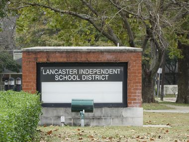 A $2 million superintendent buyout could drain Lancaster ISD's reserves.