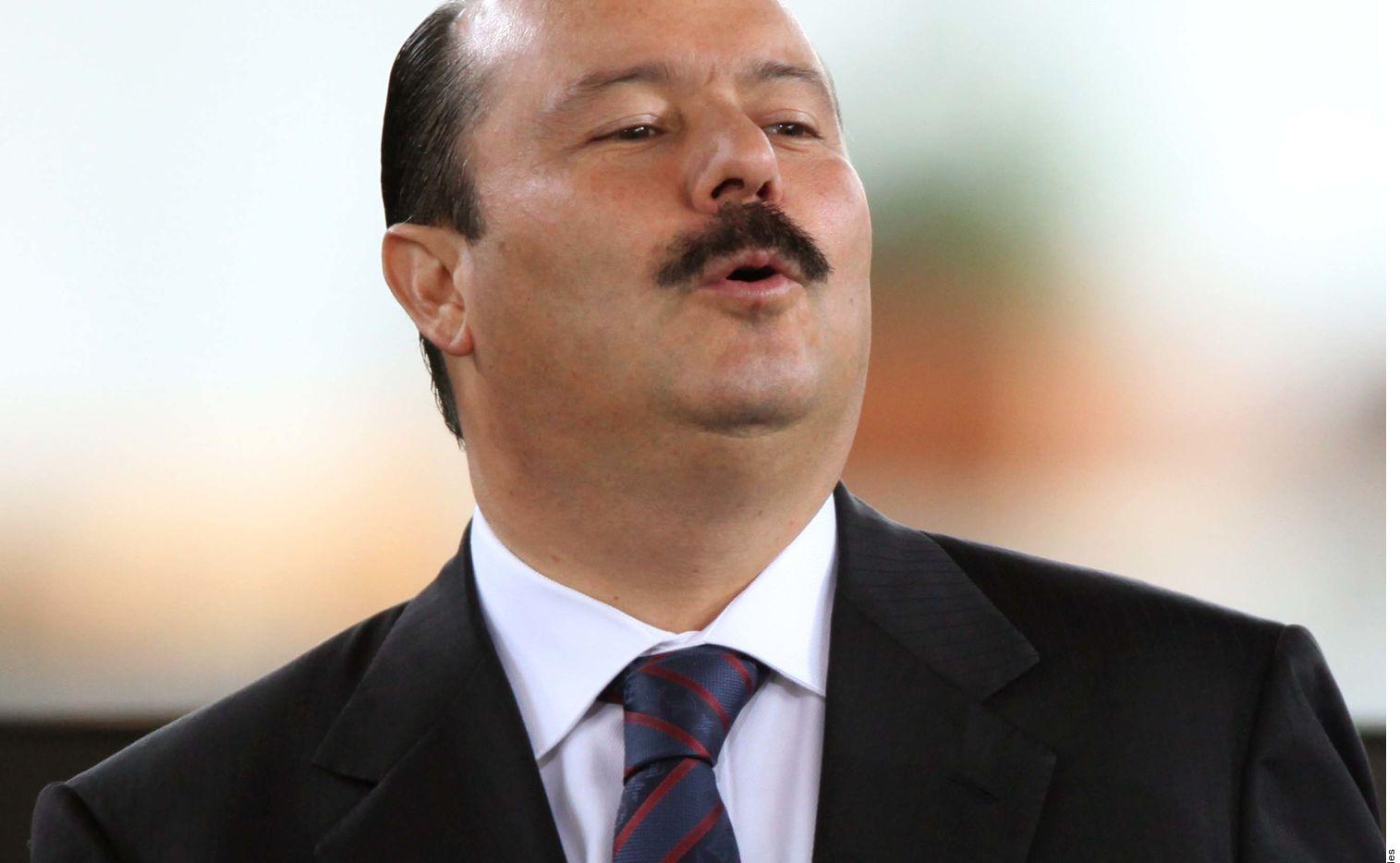 César Duarte fue gobernador del estado mexicano de Chihuahua entre 2010 y 2016.