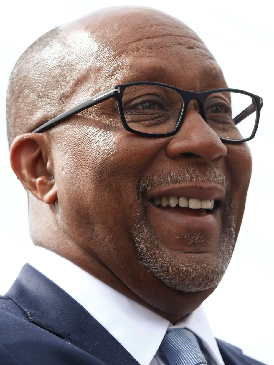 """Former mayor Ron Kirk says: """"For the life of me, I still don't understand why people think that it's healthy to have a city where all of the wealth and all of the tax base is concentrated in less than a third of the city."""""""