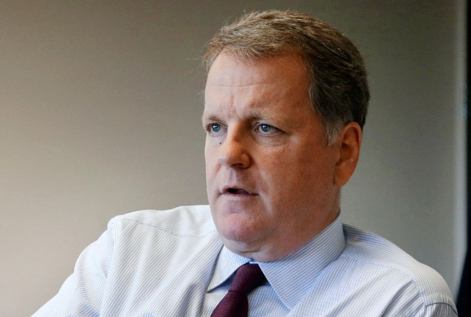 American Airlines CEO Doug Parker (File Photo/The Associated Press)