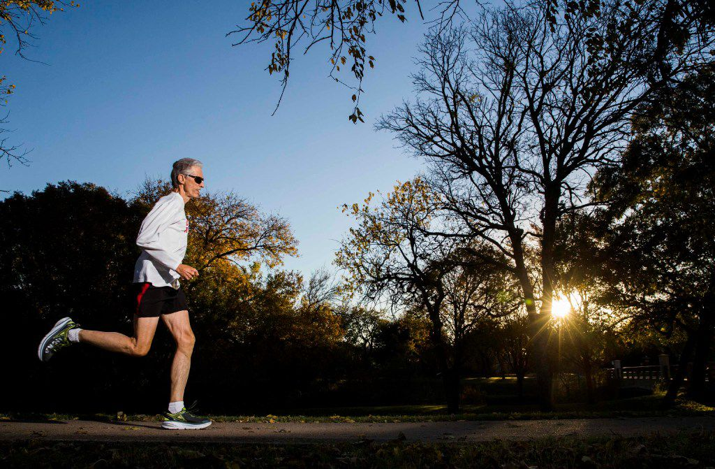 Plano wants trail users to follow social distancing requirements during the coronavirus pandemic.