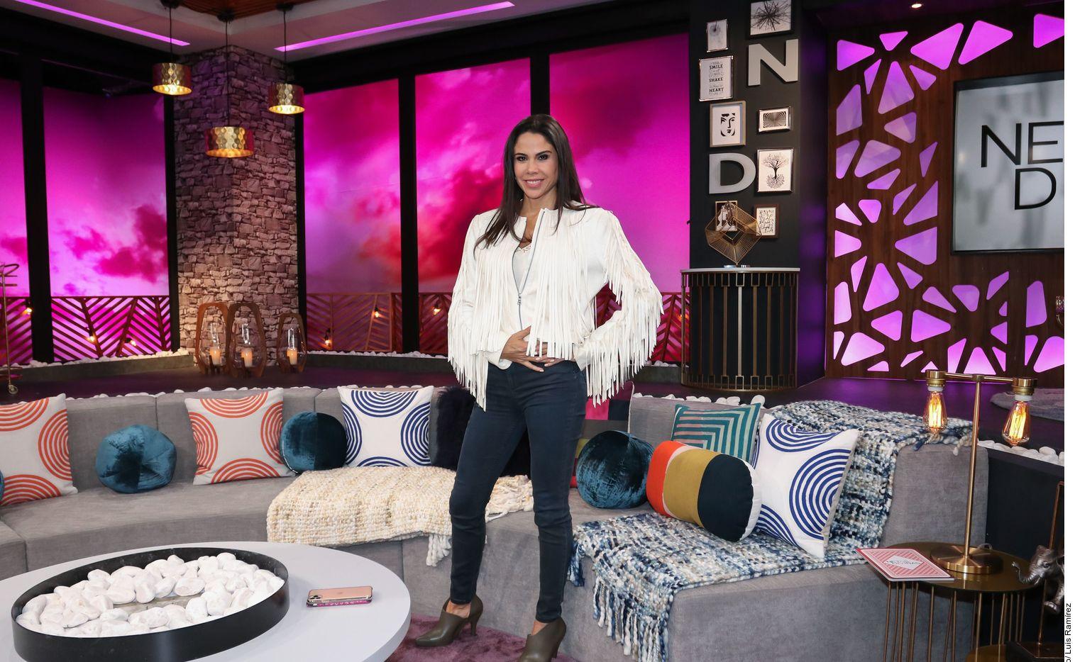 La periodista Paola Rojas le concedió una entrevista a Yordi Rosado para su programa La Última y nos Vamos donde habló del video erótico de Zague.