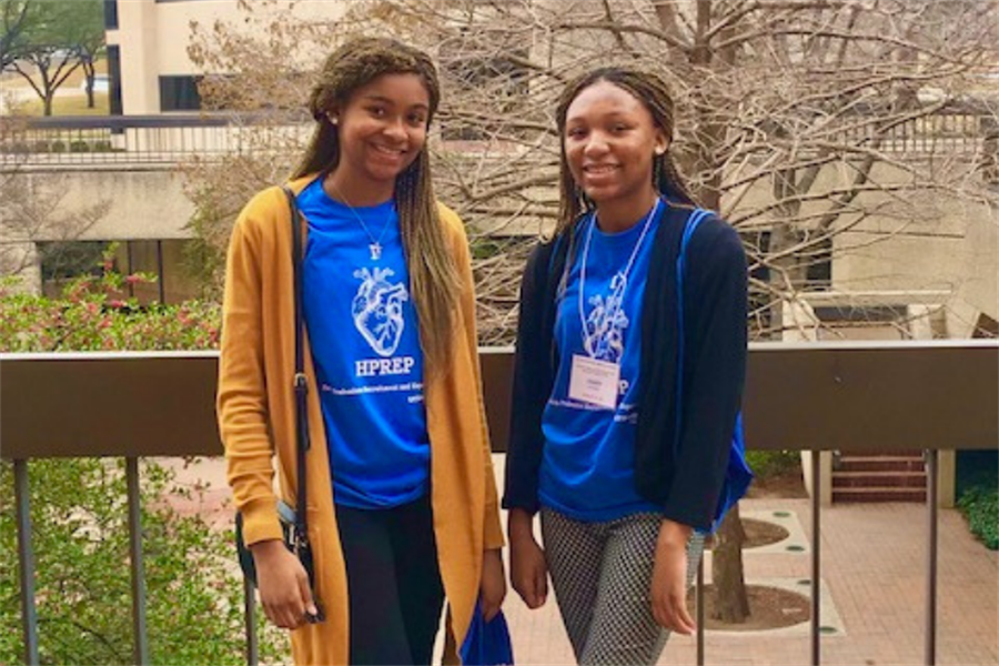 DeSoto High School twins, Jazmine and Jazzie Jackson will find out in December if they will be awarded the prestigious and highly-competitive QuestBridge National College Match Scholarship after being named semi-finalists.