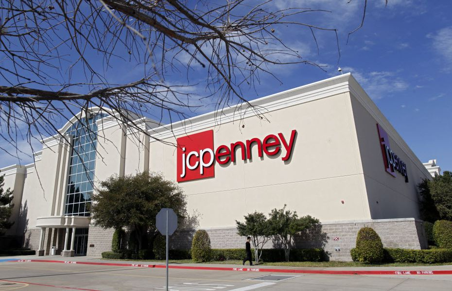 J.C. Penney store in Stonebriar Centre Mall in Frisco.