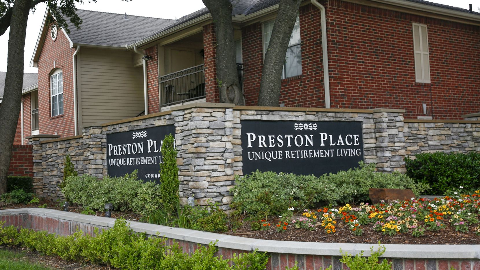 Preston Place Retirement Community located in Plano, Texas on Wednesday, June 5, 2019. One of the communities where Billy Chemirmir, accused serial killer, targeted elderly women. (Brian Elledge/The Dallas Morning News)