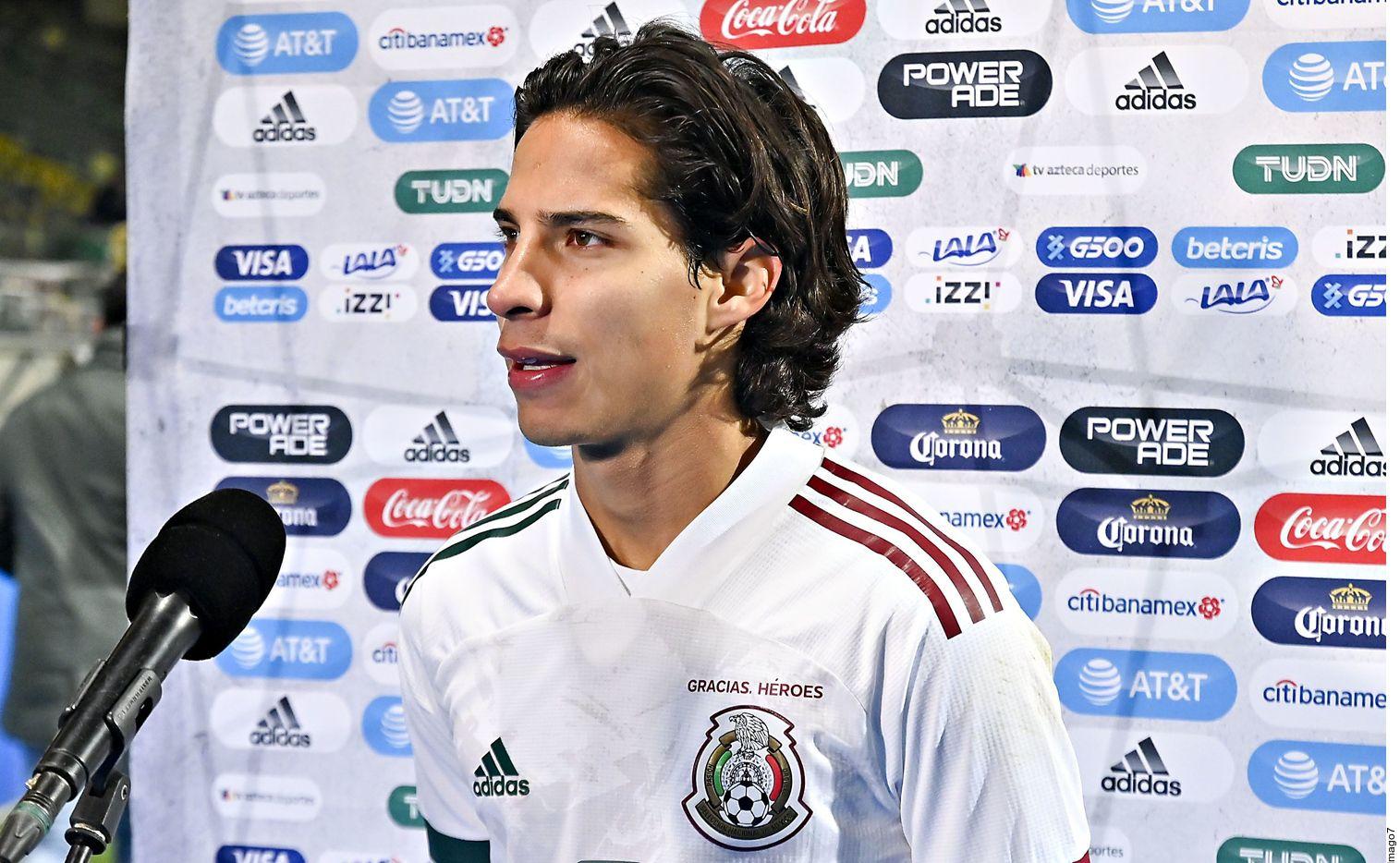 Diego Lainez, mediocampista de la selección mexicana de fútbol olímpico, dice que el Tri puede repetir el oro que se consiguió en Londres 2012.