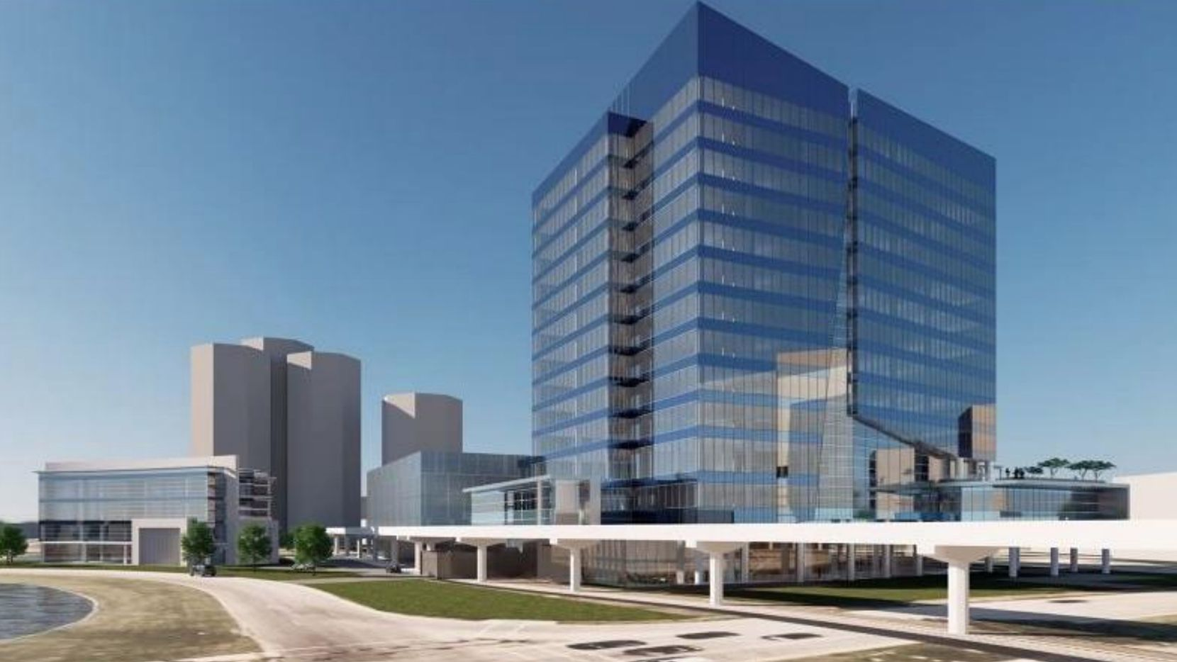 Christus Health plans to start work in its new Irving headquarters this summer.