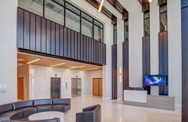 Careington International's new corporate office is near Toyota Stadium in Frisco.