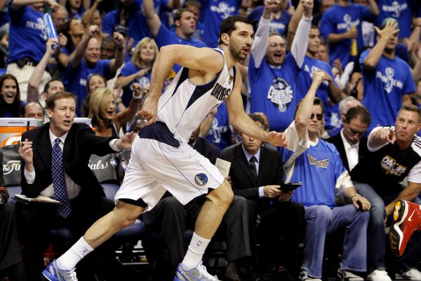 Brought in mainly to provide offense when spelling Dirk Nowitzki, Stojakovic had his moments. He was a big part of Dallas' monster 3-point shooting game in the clinching win over the Lakers. But he averaged only 6.5 minutes in four games in The Finals.