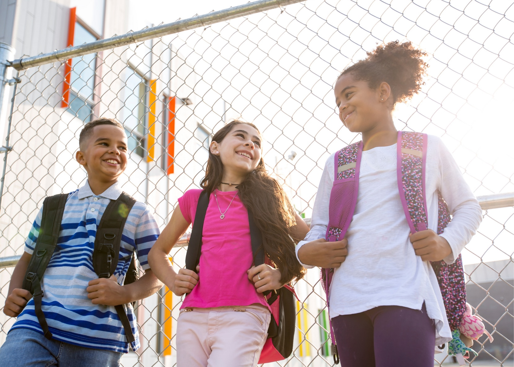 Parents of children between the ages of 9 and 12 should speak with their child's doctor to make an appointment for their child to receive an HPV vaccination.