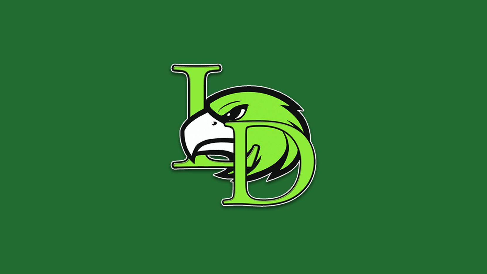 Lake Dallas logo.