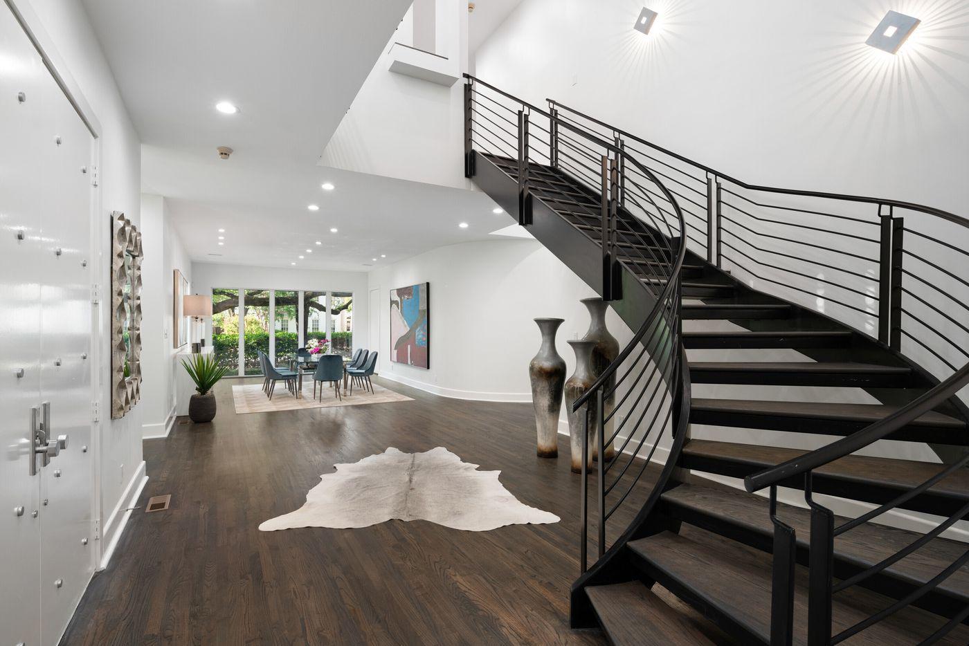 Take a look at the home at 9900 Preston Road in Dallas.