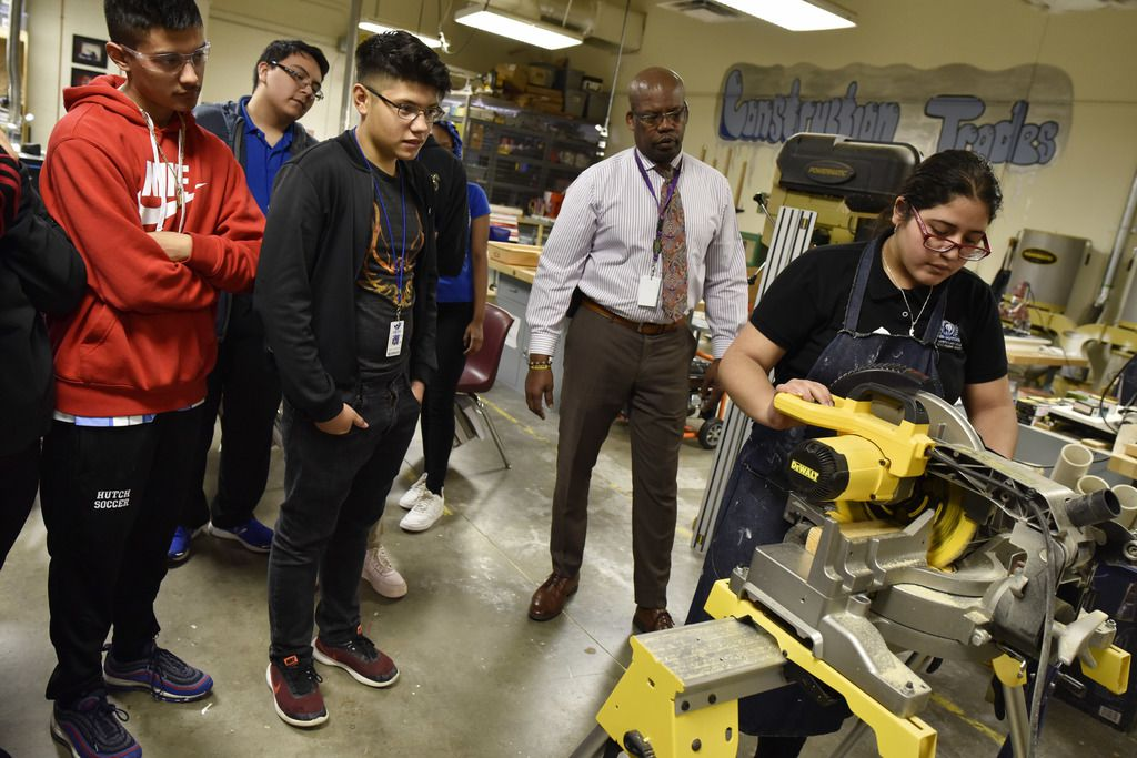 Dallas ISD and Dallas College invested over $30 million annually to create eight Early College High Schools and 18 Pathways in Technology Early College High Schools (P-TECH).