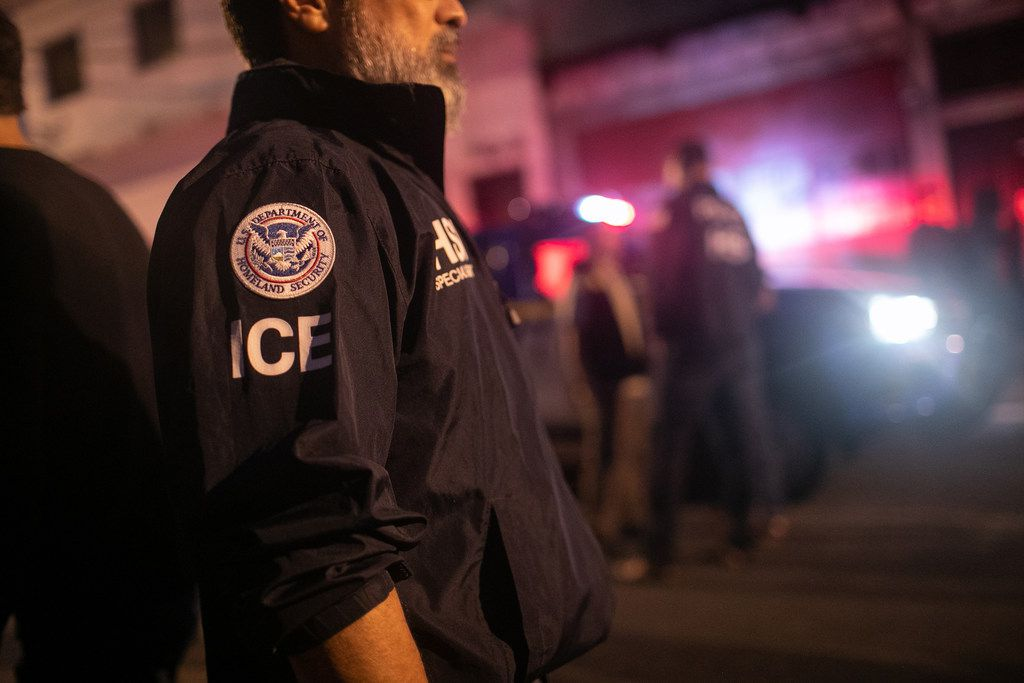 ICE raids on several cities, including Houston, were scheduled to being during predawn hours Sunday, but President Donald Trump said he was holding off on the raids to give Republicans and Democrats time to come up with a plan on how to handle border issues.