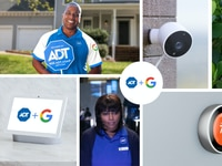 Google is making a major investment in home security firm ADT.