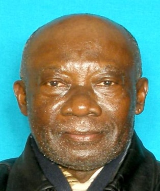 Thaddeus Coker, 77, was seen walking out of the Renaissance Hotel in the 2200 block of North Stemmons Freeway.