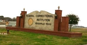 The Seagoville prison, where an armed Dallas man attempted to force his way inside last spring, authorities say.