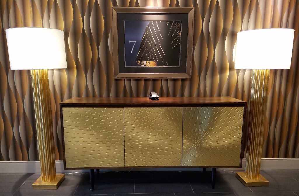 Step off the elevator at The Guest House at Graceland in Memphis, and you're immediately greeted with Elvis-themed decor with nods to the 1970s, his last decade on the planet.