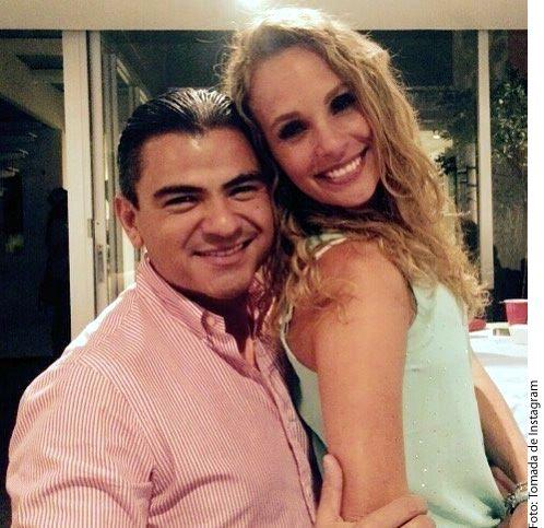 En el 2016, Jessica Coch e Israel Gutiérrez, de La Leyenda, tuvieron intenciones de casarse. (AGENCIA REFORMA)