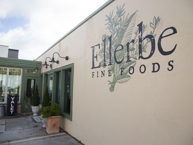 Ellerbe Fine Foods in Fort Worth is offering curbside food pickup.