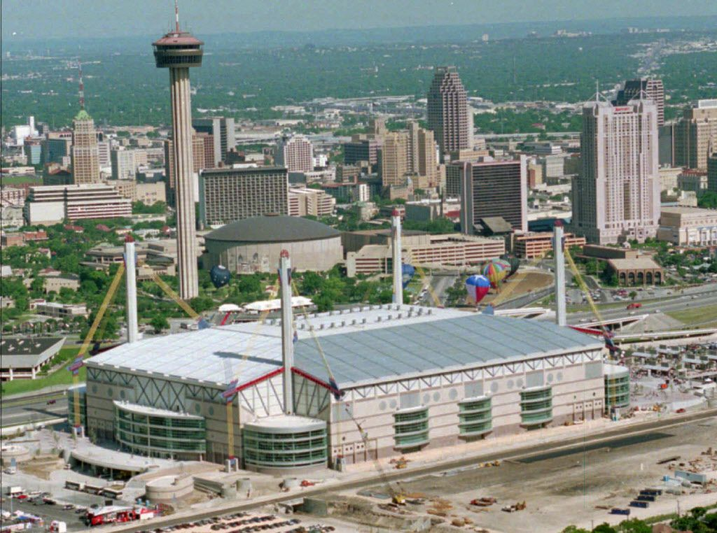 Alamodome de San Antonio. Archivo DMN