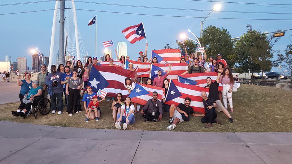 La Asociación Puertorriqueña de DFW festeja su cultura con eventos en el LCC.
