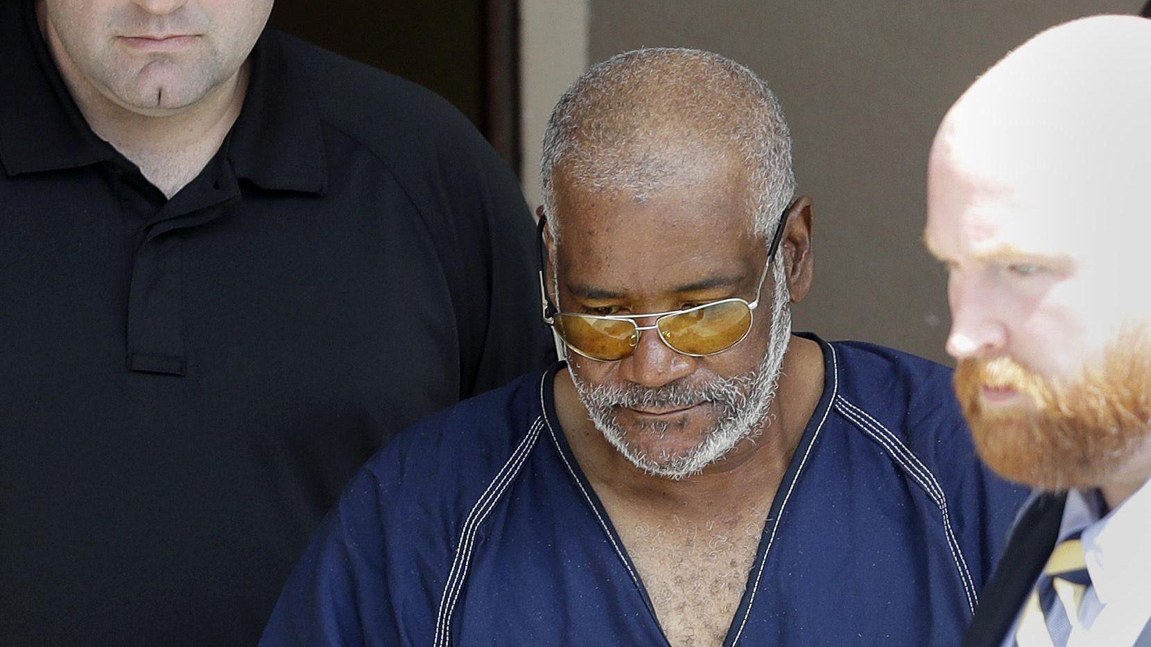 James Mathew Bradley Jr. de 60 años, es acusado de asesinato y tráfico de personas. Un jurado investigador lo encausó por esas muertes. Foto AP