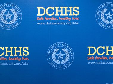 The Dallas County Health and Human Services department is shown in Dallas, on Friday, March 6, 2020.
