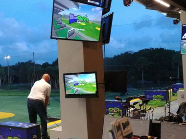 Dallas-based ClubCorp purchased a controlling interest in 2018 in BigShots Golf, a Topgolf-like competitor.