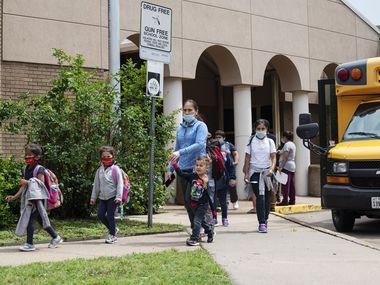 A new legislative proposal could limit the money schools have to spend on helping kids recover from the pandemic in the next three years.