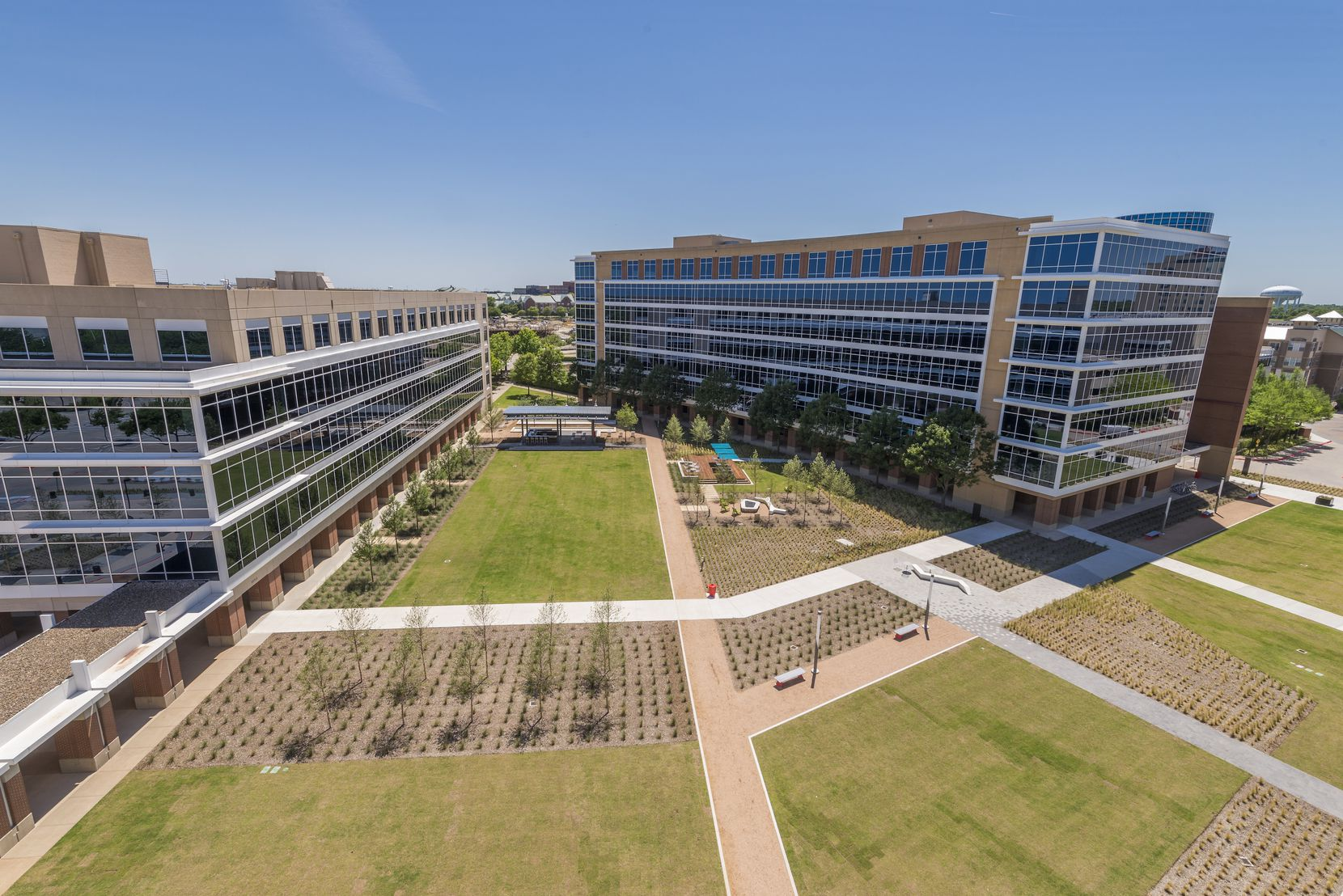 Goldman Sachs plans to bring 500 to 600 workers to the Galatyn Commons office campus in Richardson's Telecom Corridor.