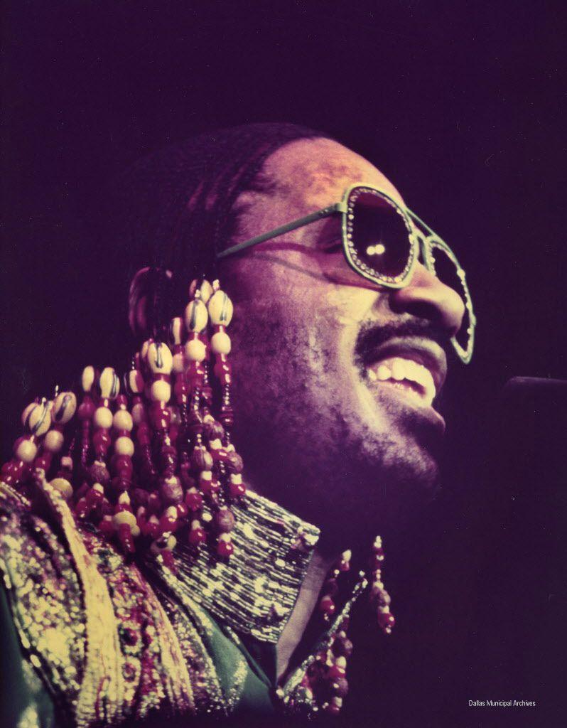 Stevie Wonder, July 11, 1980