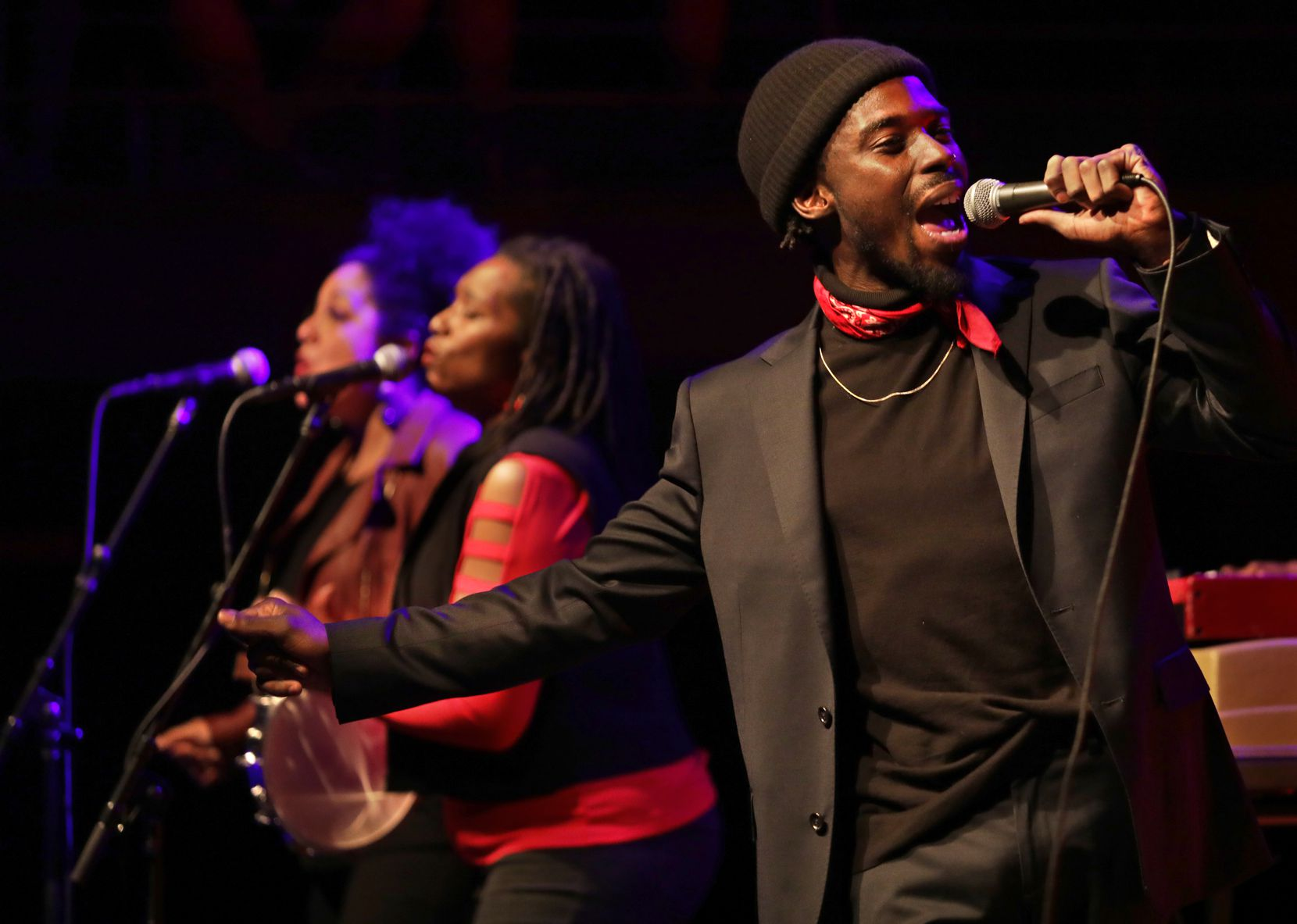 Austin's soul-stirring Black Pumas, who played the Kessler Theater in Dallas this month, are among the nominees for Best New Artist.